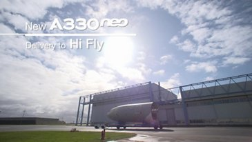 In the making: Hi Fly's first A330neo