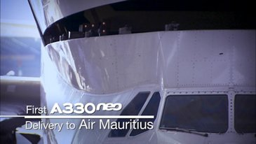 In the making: Air Mauritius' first A330-900neo