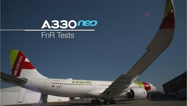 TAP Air Portugal A330-900 route proving tour 鈥� video