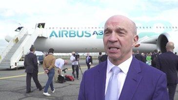 A330 First Flight Interviews