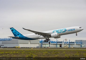 A330neo First Flight take-off 4