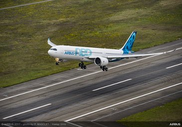A330neo First Flight take-off 7