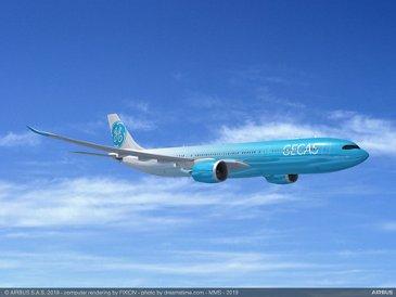 A330 900 GECAS