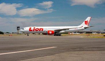 Lion Air鈥檚 first A330-900