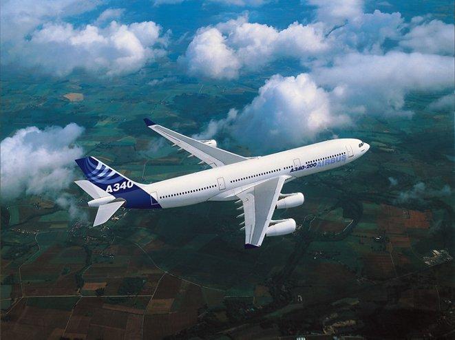 A340/200_Airbus 2009