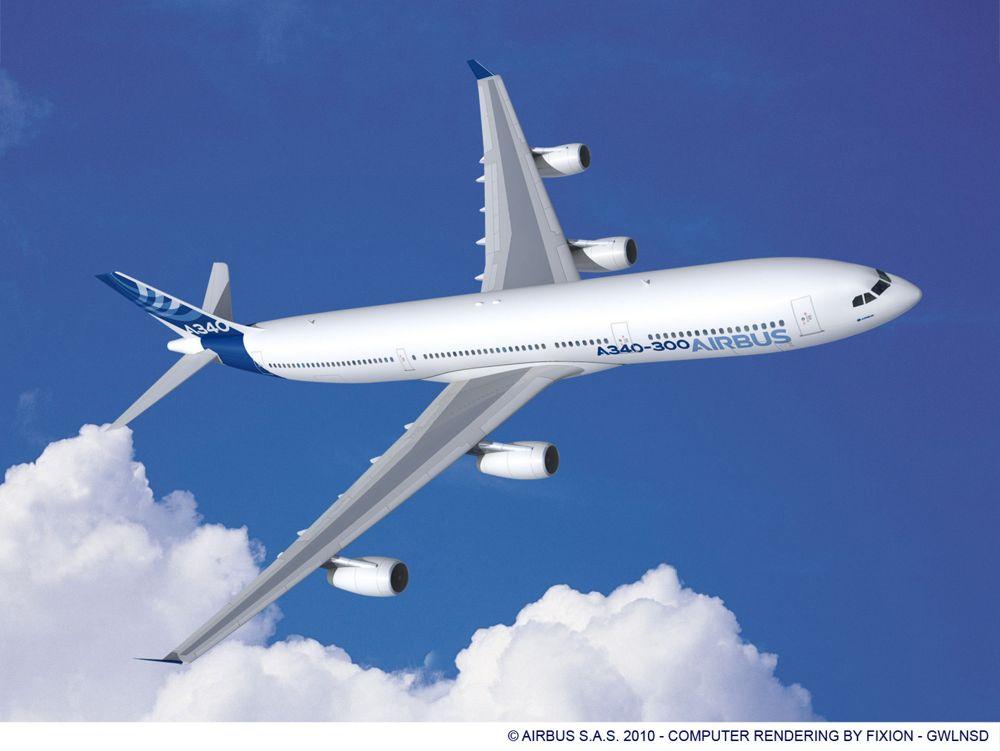 A330-200_AIR_TANZANIA_RR_V07, A340-300 CFM AIRBUS V08