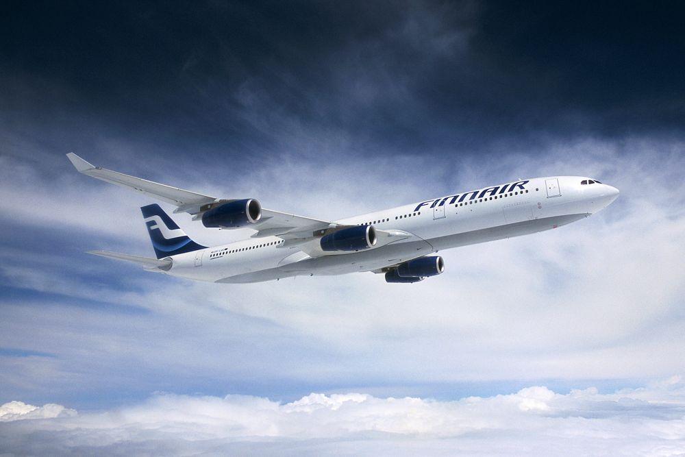 A340-300 Finnair