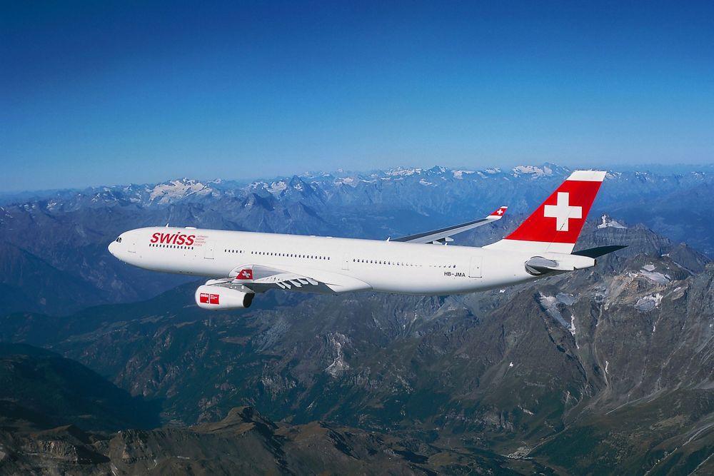 A340-300 Swiss International Airlines