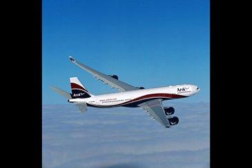 A340-500 Arik Air