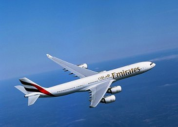 A340/500_EMIRATES Airlines