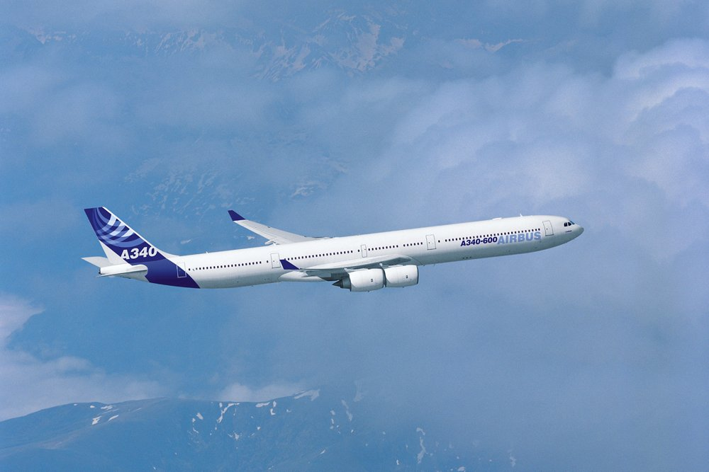 A340-600 Airbus