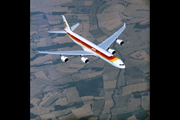 A340-600 Iberia