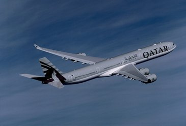 A340-600 Qatar Airways