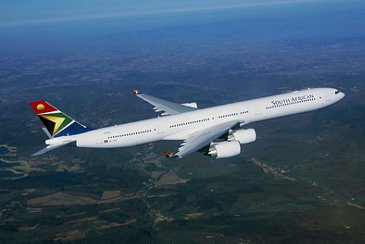 A340-600 South African Airways