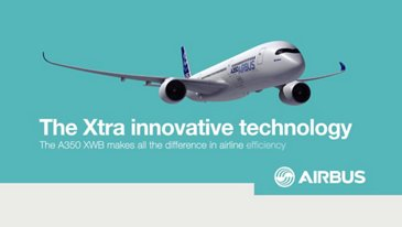 "Airbus' A350 XWB offers ""Xtra"" innovation"