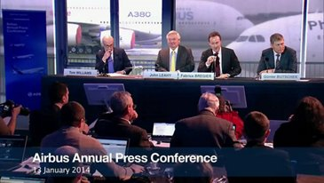 Annual Press Conference 2014 - Highlights