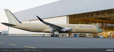 A350 XWB Ultra Long Range