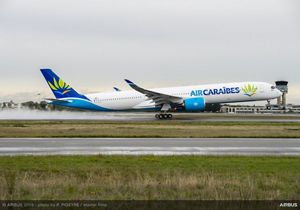 , First Airbus A350-1000 joins Air Caraïbes' fleet, For Immediate Release | Official News Wire for the Travel Industry, For Immediate Release | Official News Wire for the Travel Industry