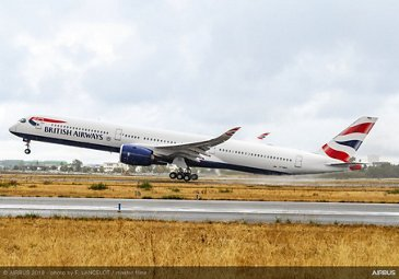 A350 1000 British Airways