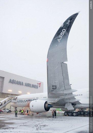 Airbus A350-1000 demo tour – Seoul 2