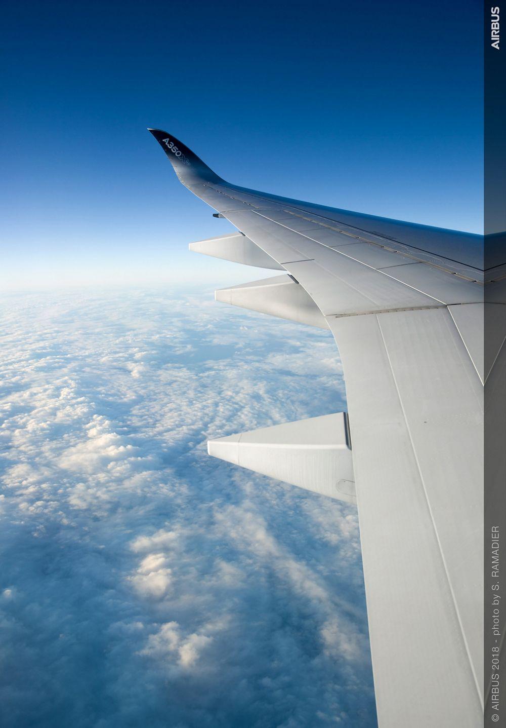 Airbus A350-1000 demo tour – Sydney/Auckland 1