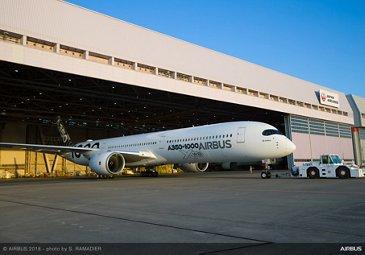 Airbus A350-1000 demo tour – Tokyo 1