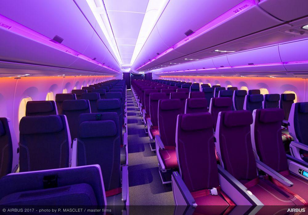 A350 객실