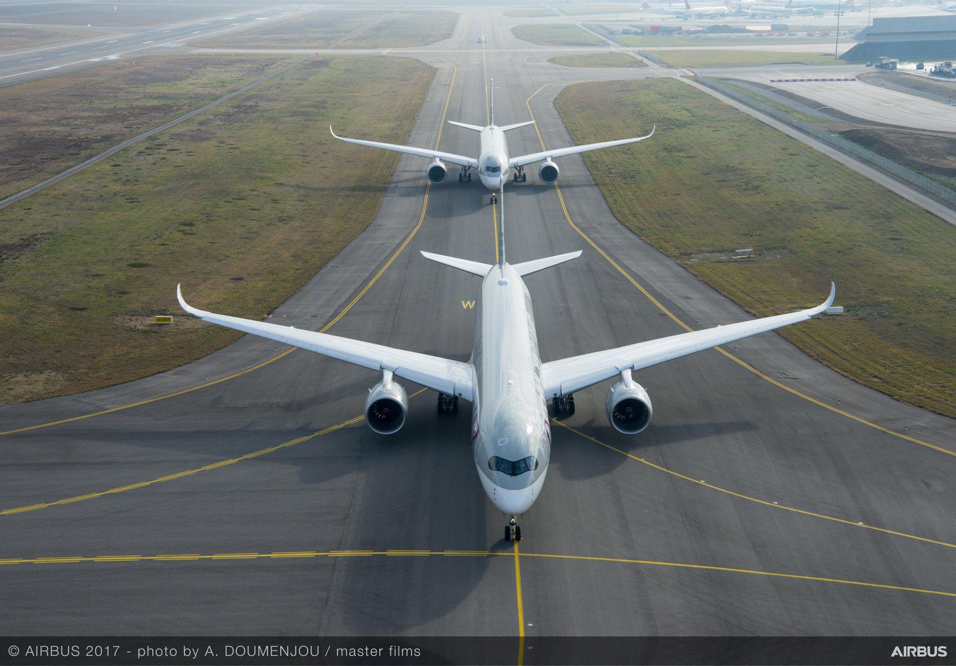 Qatar Airways A350-1000 3