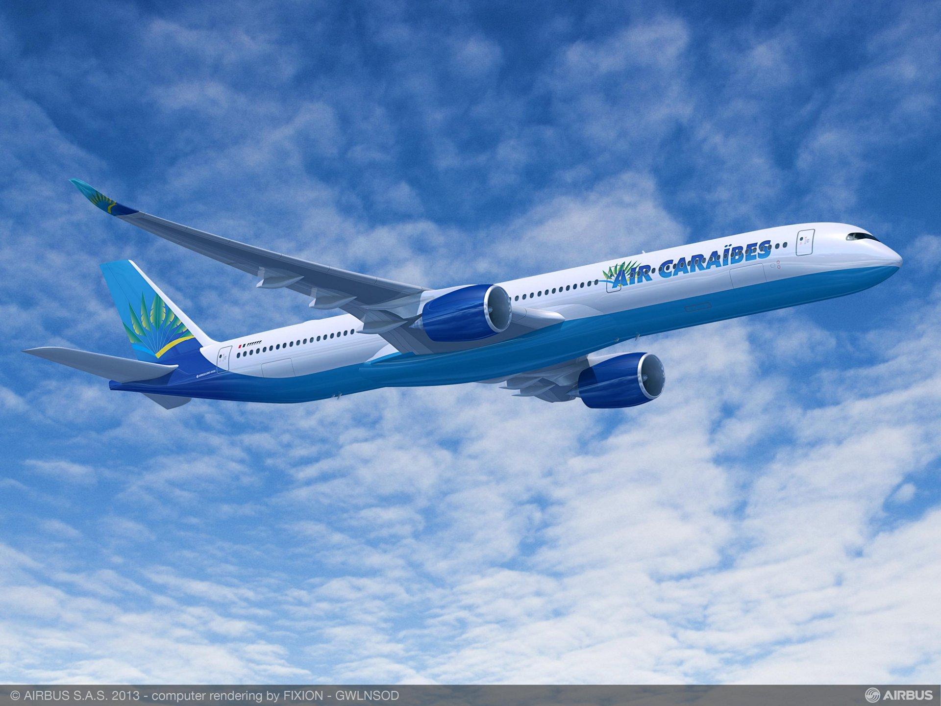 A350-1000 Air Caraibes