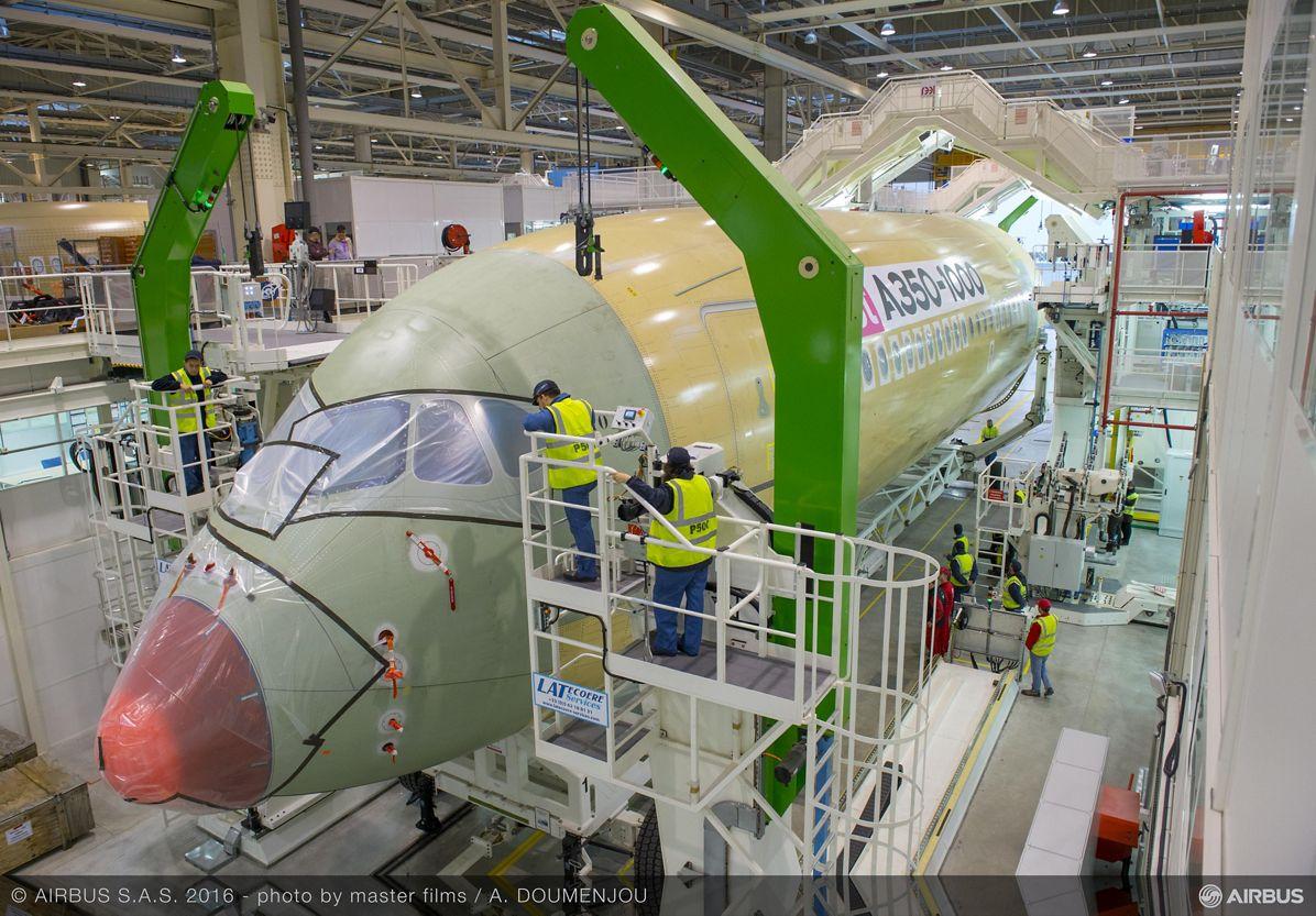 A350-1000_FAL start 1