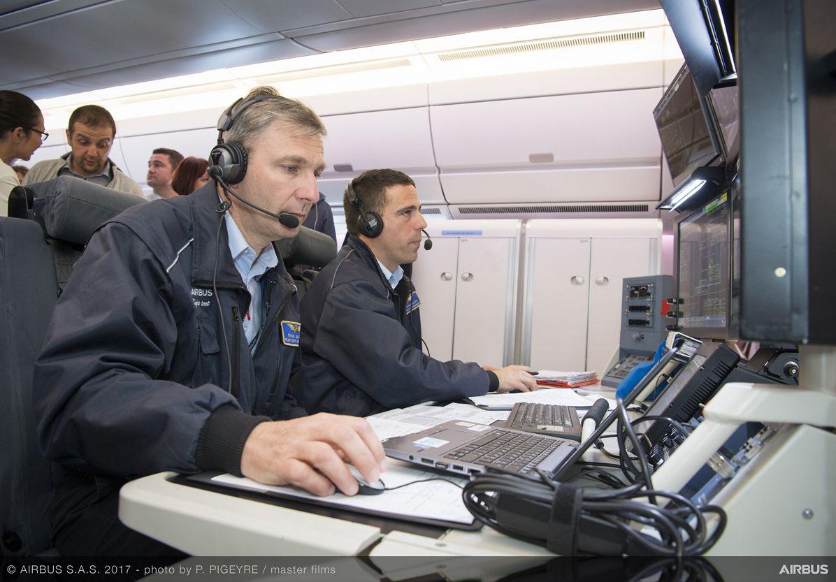 A350-1000_Early Long Flight – cabin 3