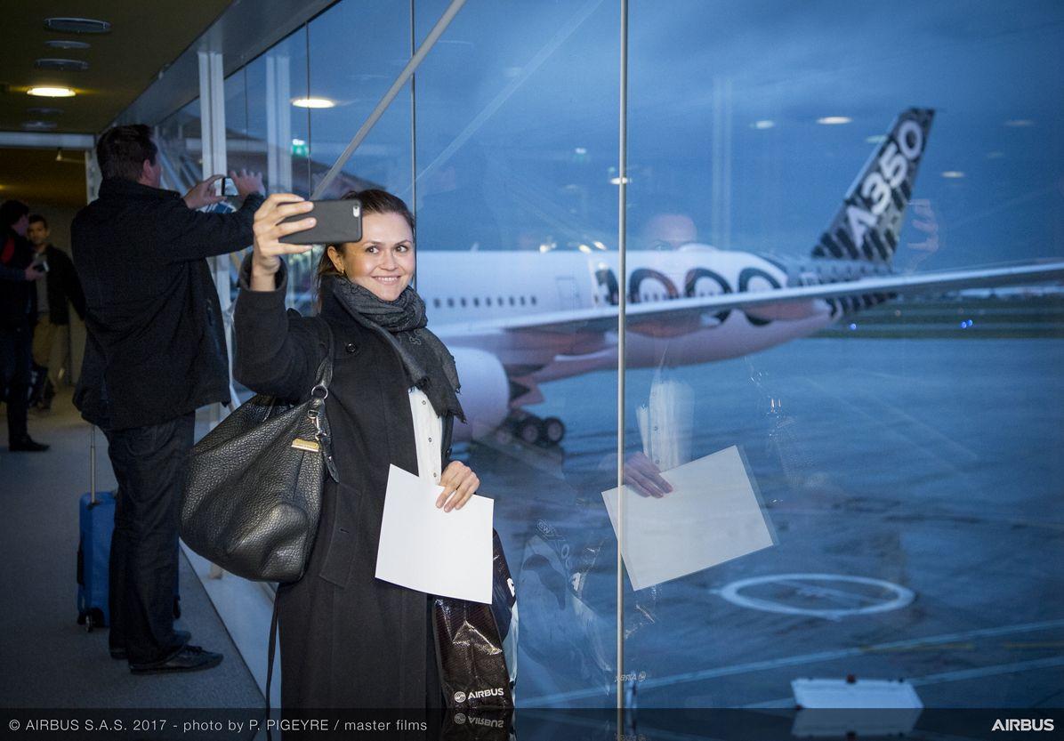 A350-1000_Early Long Flight – preflight 3