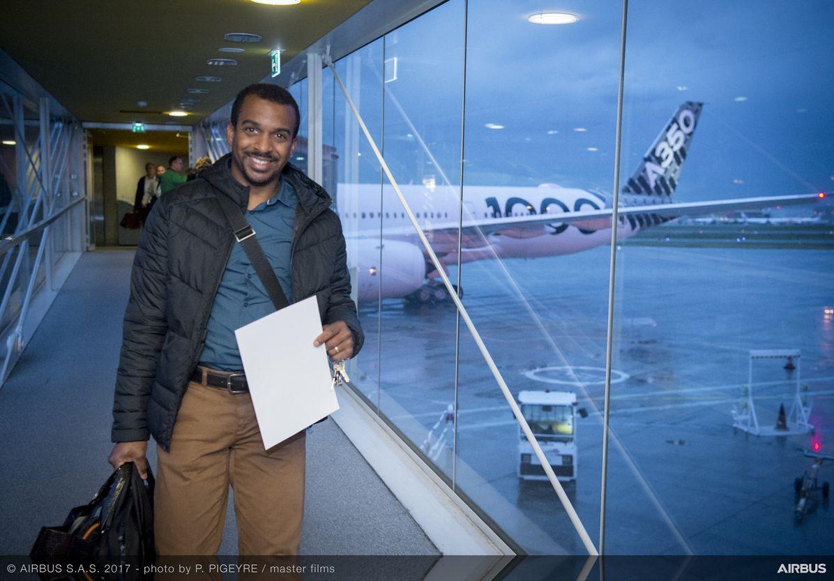 A350-1000_Early Long Flight – preflight 4