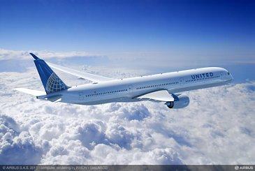 A350-1000 United