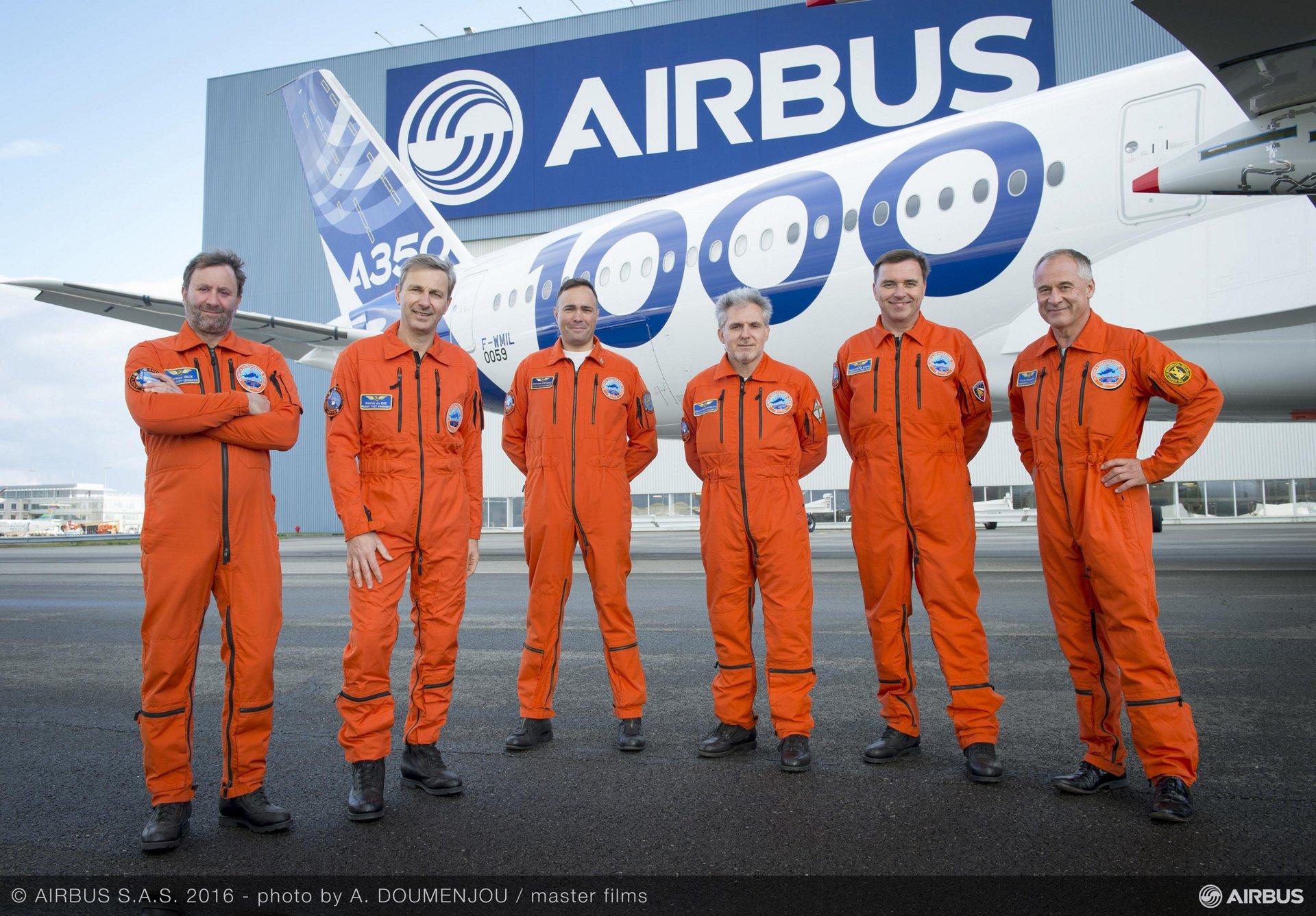 A350-1000 first flight_Crew 1