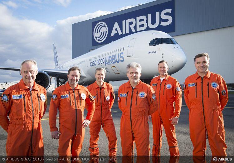 A350-1000 first flight_Crew 2