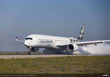 A350-1000_water trough test 5