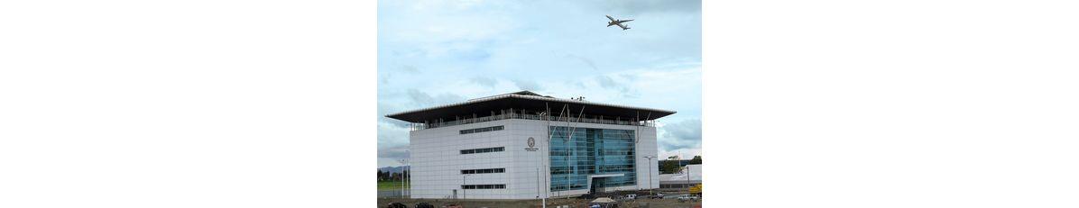 Aerocivil A350 1000 Bogota