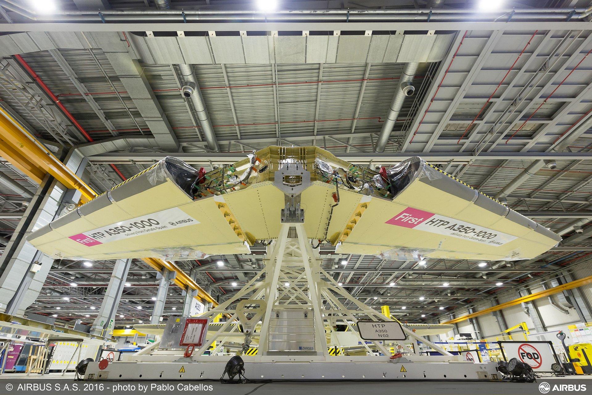 A350-1000_HTP delivery_Getafe 1