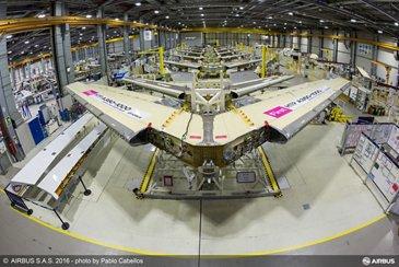 A350-1000_HTP delivery_Getafe 2
