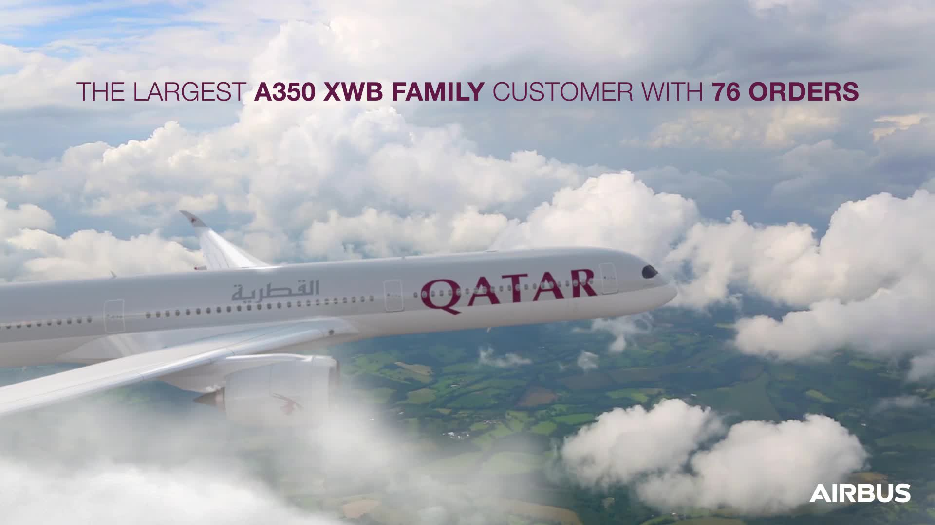 Infographic: Qatar Airways A350-1000 (short version)