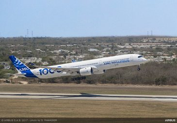A350-1000_High and Warm flight test campaign 2