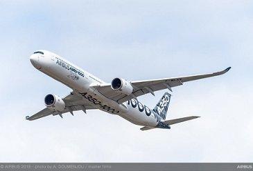 Airbus A350 1000 Airbus