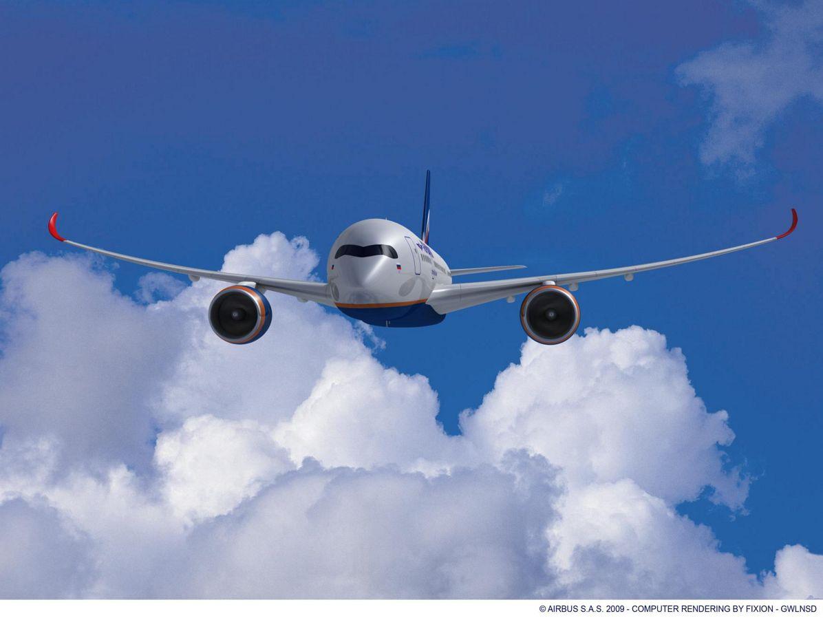 A350-800 AEROFLOT RR