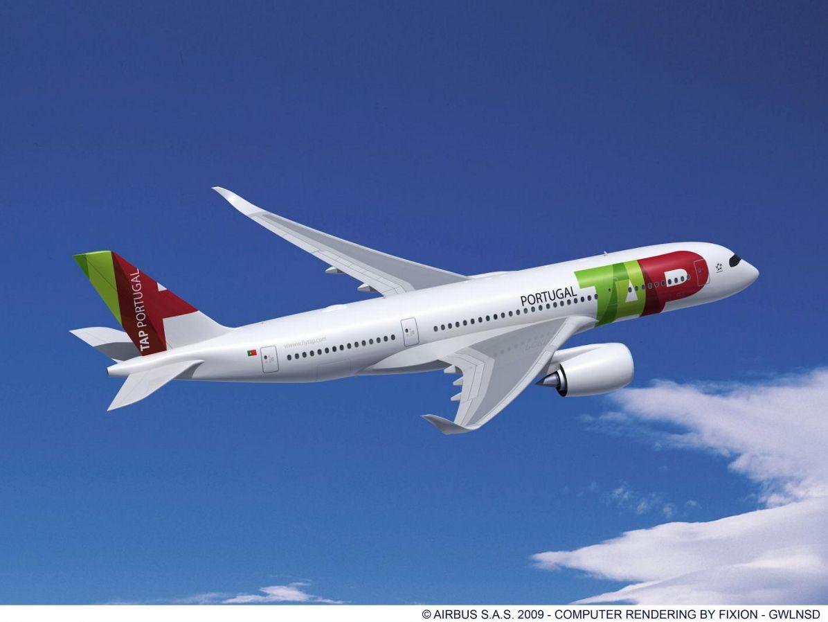 A350-800 TAP PORTUGAL