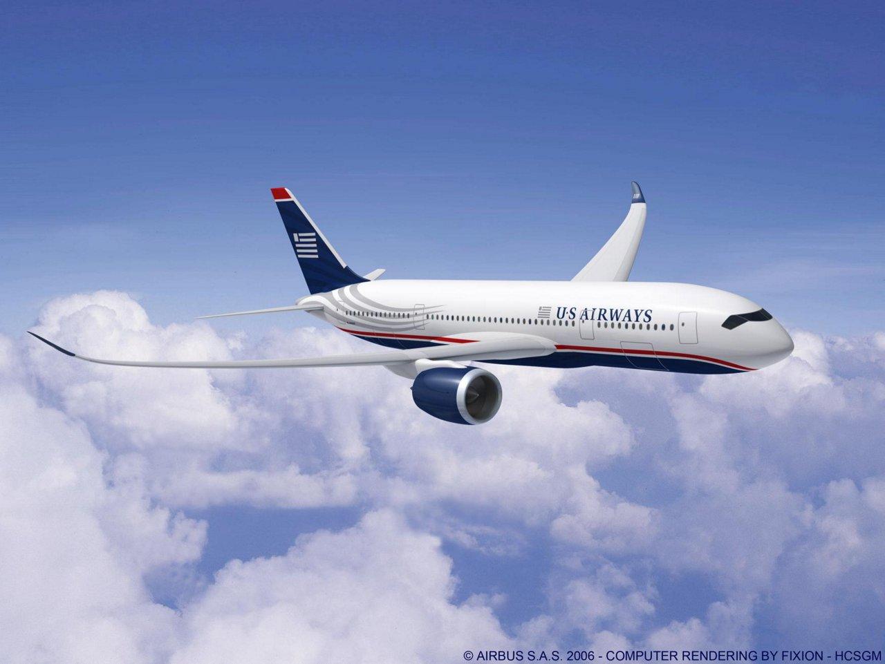 A350-800 US Airways