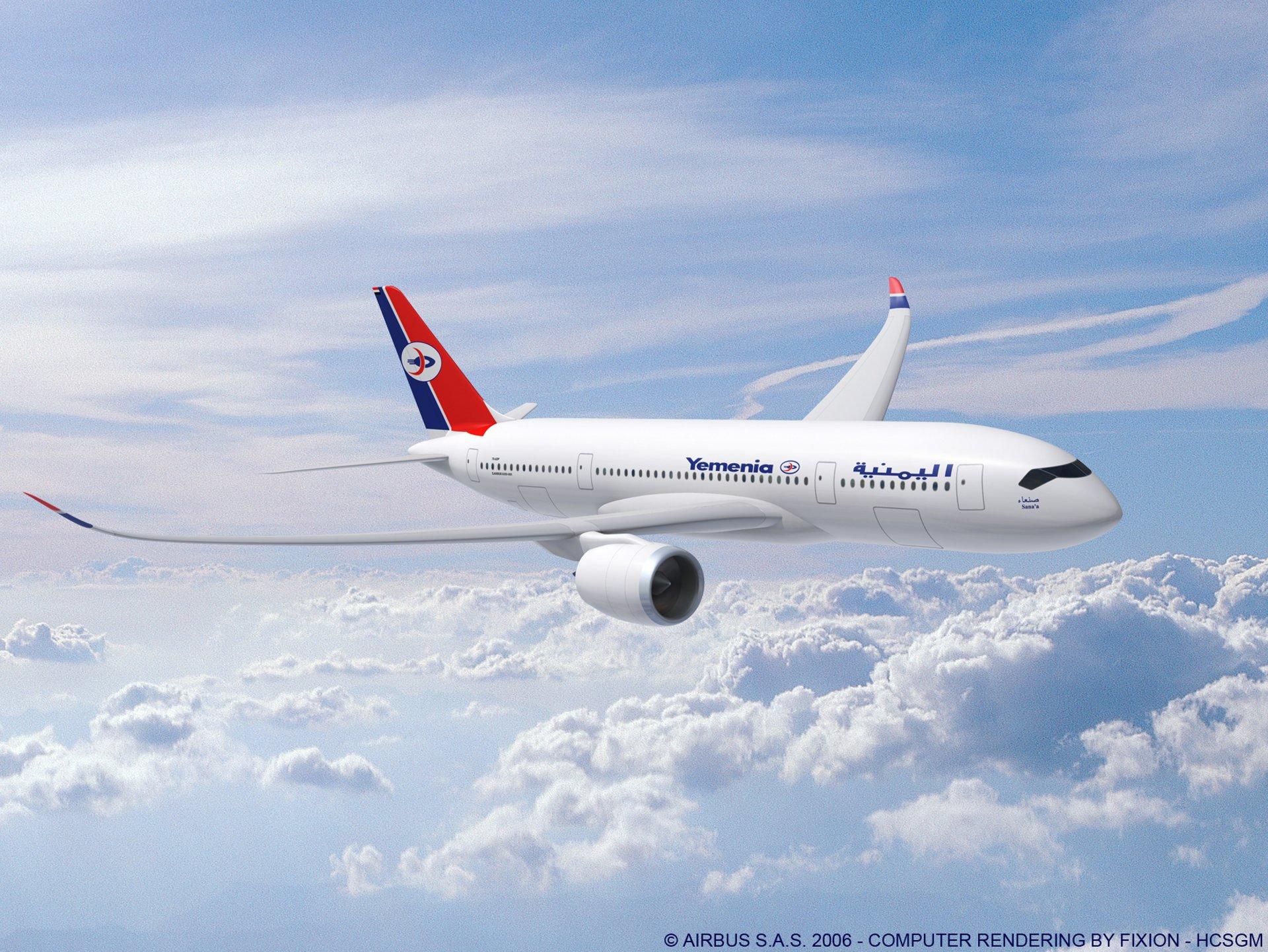 A350-800_Yemenia_Nov07