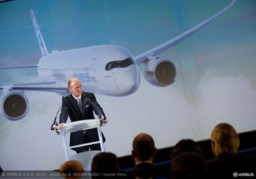 Airbus 10,000th delivery ceremony_3