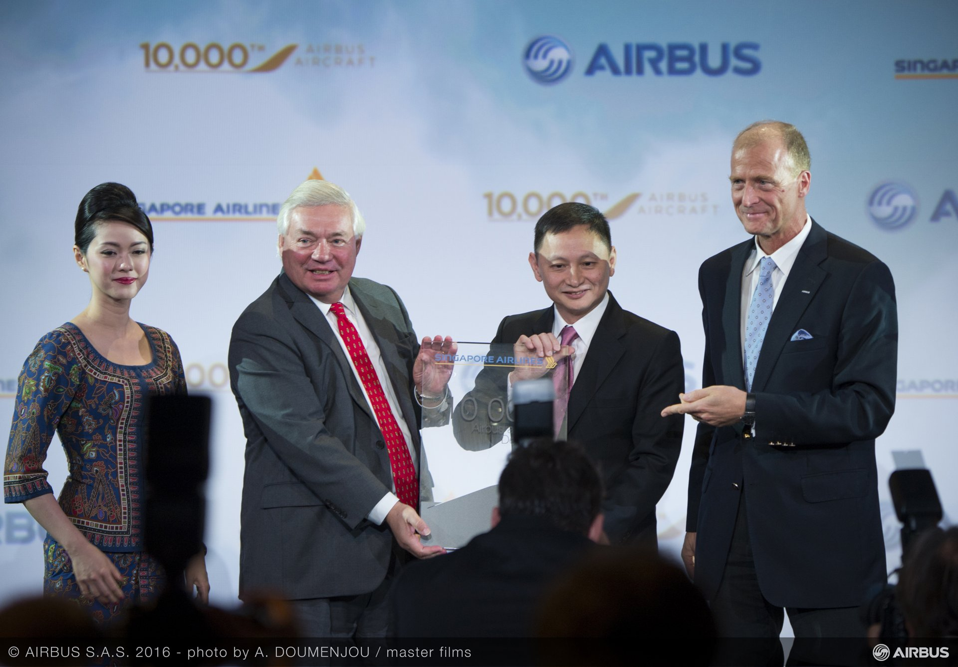 Airbus 10,000th delivery ceremony_2