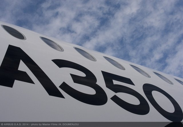 A350 AROUND THE WORLD